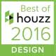 Best of Houzz 2016 Design Award