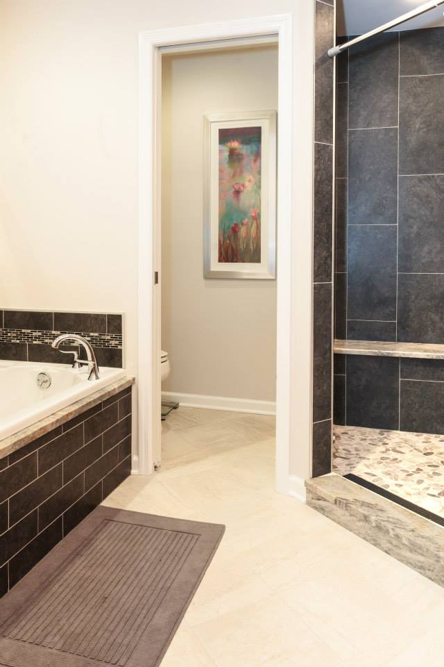 Reconfiguring Your Bathroom After2