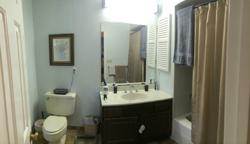 Reconfiguring Your Bathroom Before