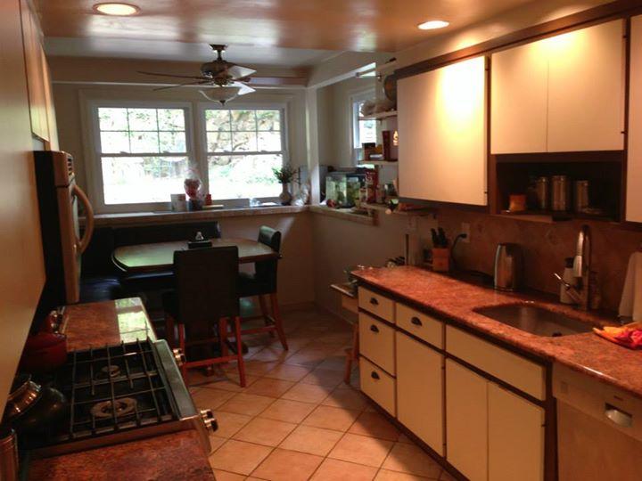Simply Elegant Efficient Kitchen In South Orange Nj