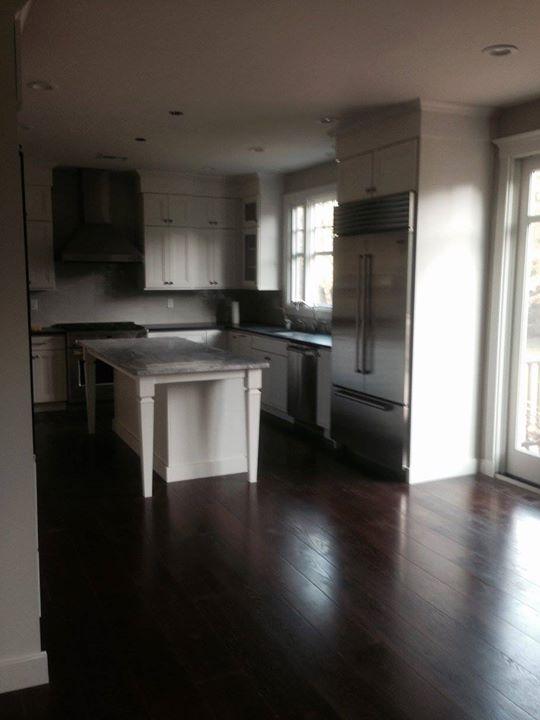 White & Wonderful Kitchen - Wayne, NJ