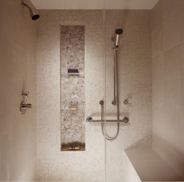 Bathroom remodeling? Explore the many choices in built-in shower niches for your bathroom.