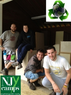 NJy Camps Counselors Volunteer